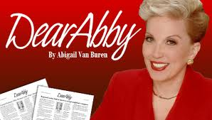 dear abby with title